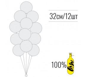 Набір кульки металік - 32см