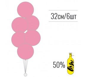 Набір рожеві кульки - 32см