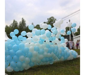 запуск круглих кульок