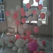 кімната з кульками