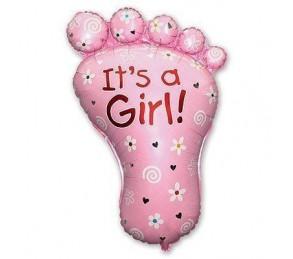 стопа it's a girl